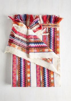 Colorful Comfort Blanket