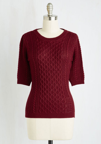 Out on a Prelim Sweater $39.99 AT vintagedancer.com