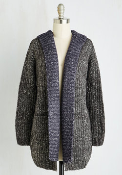 Came for the Coziness Cardigan