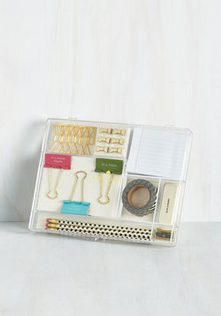 Adorable as Planned Office Supply Set