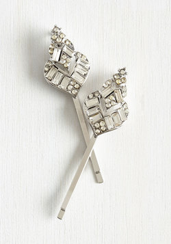 Dazzling Duo Hair Pin Set
