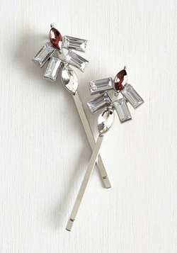 Sparkle Sweetly Hair Pin Set