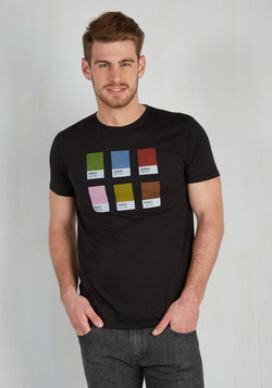 Colorful Cast Men's Tee