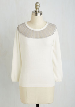 Life's Simple Treasures Sweater