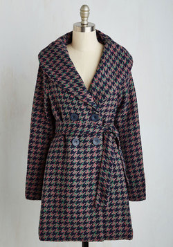 Zesty Suggestion Coat