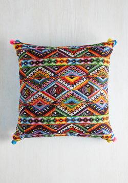 Rest Your Zest Pillow