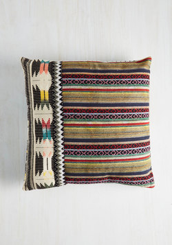 Beat Front Property Pillow