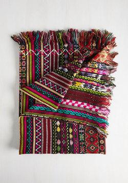 Former or Pattern Blanket