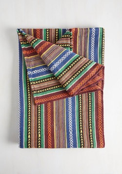 Peace and Vibrance Blanket