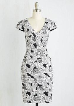 Across the Boardroom Dress