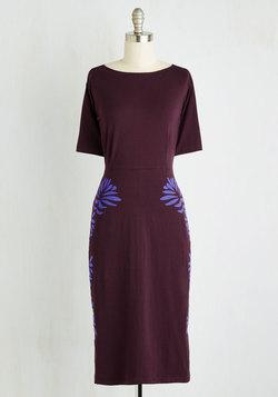 Leaf on a High Note Dress