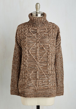 Cocoa Cozy Sweater