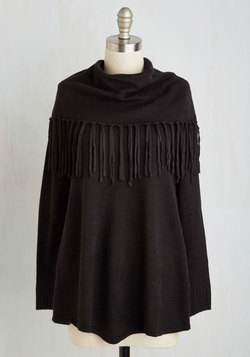 Fringe and Family Sweater
