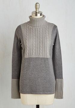 Bib Pro Quo Sweater