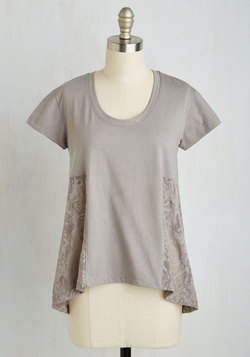 Zest and Relaxation Top in Ash