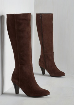 Bloodstone Boot in Mocha