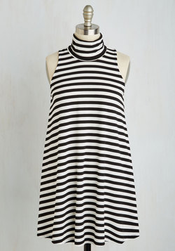 Ease to Meet You Tunic in Stripes