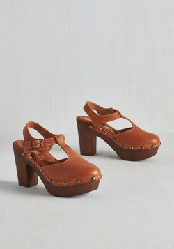 Florence and the Mystique Heel in Cognac