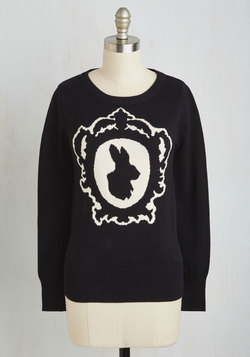 My Fair Hare Sweater