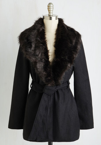 Go On With Your Fab Self Coat in Short $99.99 AT vintagedancer.com