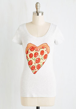 Slice of My Heart Tee