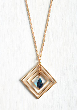 Geo Brio Necklace