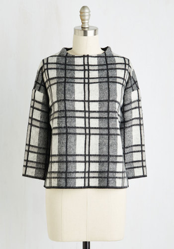 Newsroom Savvy Sweater $54.99 AT vintagedancer.com