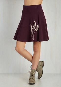 Fronds 'til the End Skirt