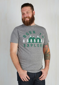 Discovery Lover Men's Tee