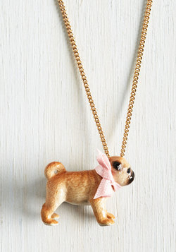 Paws for Effect Necklace