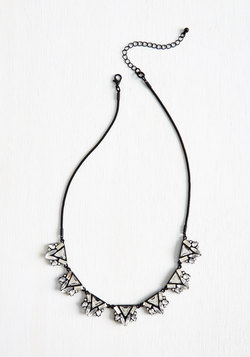 Glint to the Finish Necklace