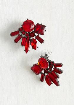 Jewel's in Session Earrings