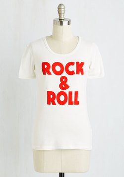 Fond of Your Genre Tee