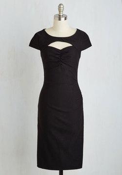 Dear Fiery Dress in Black