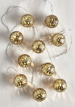 Festive Effulgence String Lights