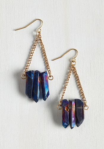 Mystical Moon Earrings