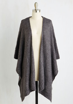 I Will Possess Your Hearth Cardigan