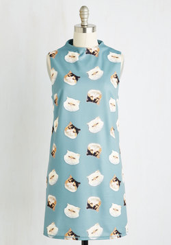 Meow You're Talking! Dress