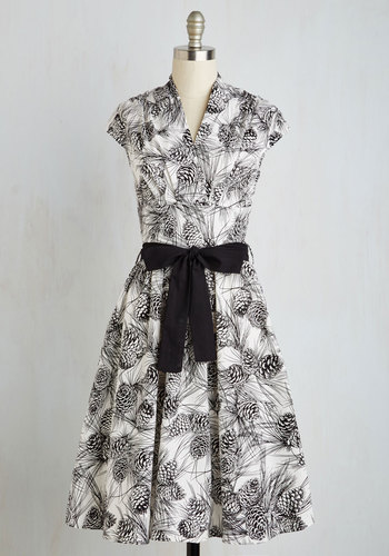 Conifer-Ever and Always Dress $99.99 AT vintagedancer.com