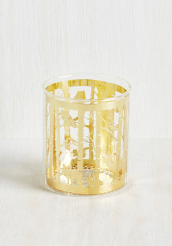 Wander This Way Votive Candle Holder