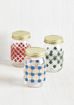 Posh Pantry Jar Set
