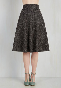 In the Chic of the Moment Skirt