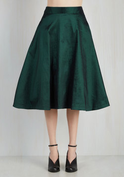 Twirl Power Skirt