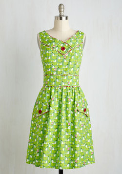 Sly Bells Ring Dress