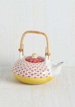Tea and Meditation Teapot
