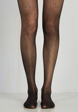 A Glitter Bit Louder Now Tights