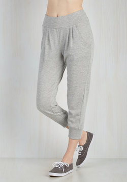 Leisure of the Pack Lounge Pants in Grey