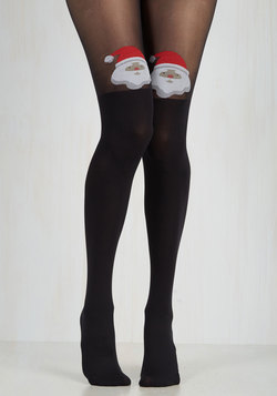 Round of A-Clause Tights