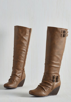 Coffee Crew Boot