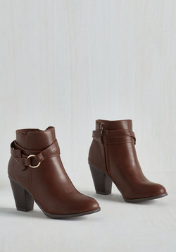 Always in the Loop Bootie